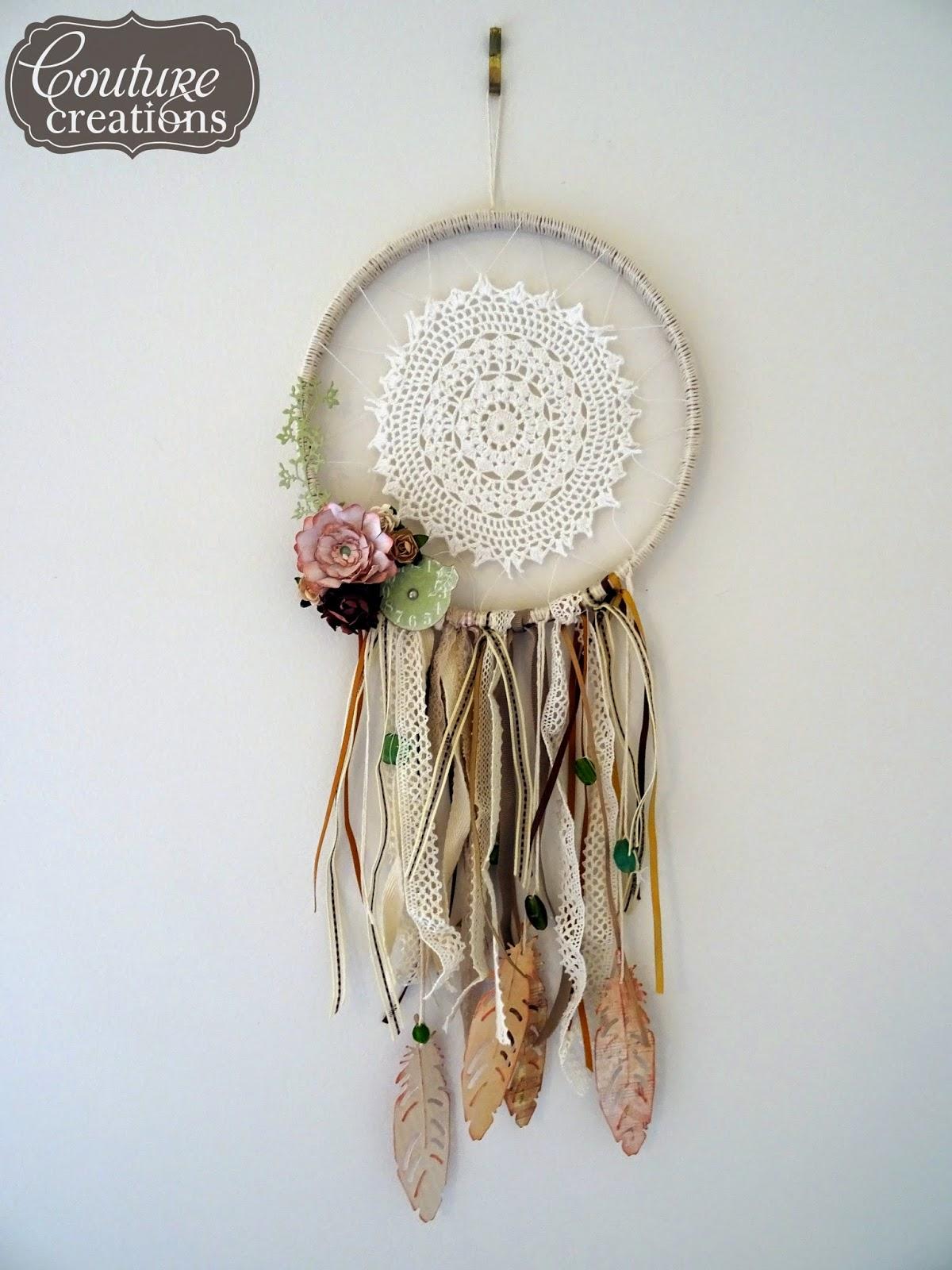 Girls Room Colors Dream Catcher By Lauren Tomecek Couture Creations
