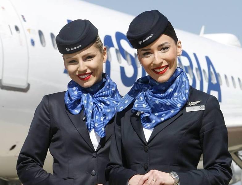 Avionske Karte Air Serbia.Winter 2017 18 Air Serbia