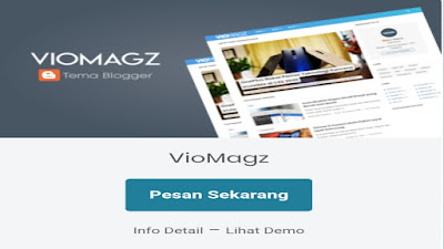 Review Template Viomagz