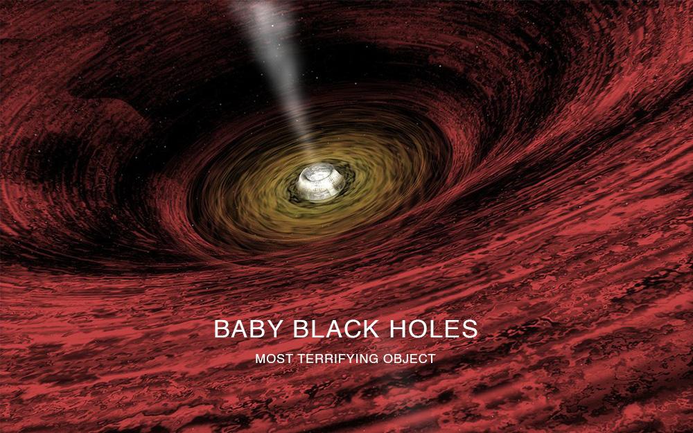 Baby Black Holes - NFTamil