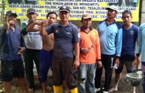 Aiptu Sutomo, Polisi Pemrakarsa Bedah Rumah di Desa