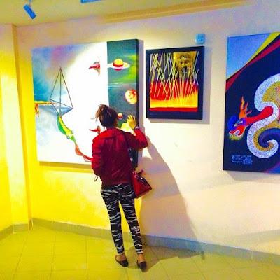 MakassArt Gallery - Ruang Seni Rupa Makassar Pantai Losari Kota Makassar Photo by @endahpeetoonk