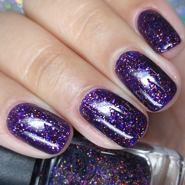 Grace-Full Polish - Yes, Purple