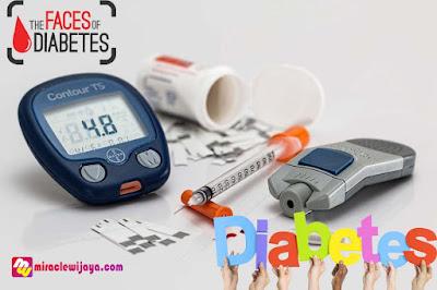 Cara Mengobati Diabetes Dengan Bahan Alami