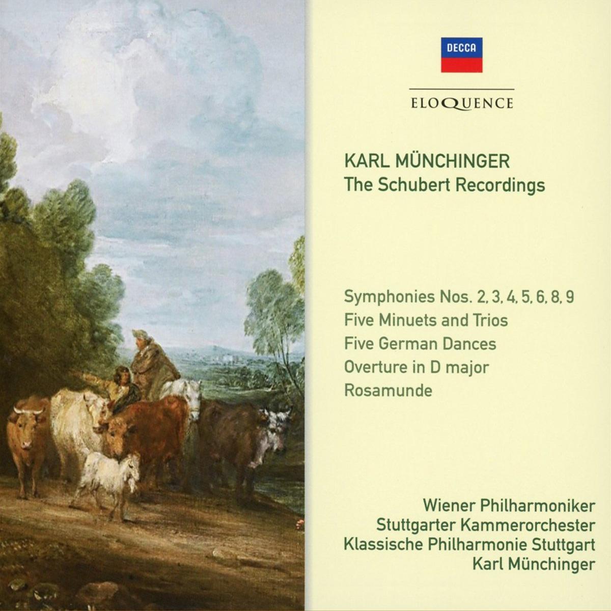 Ionarts: A Survey of Schubert Symphony Cycles