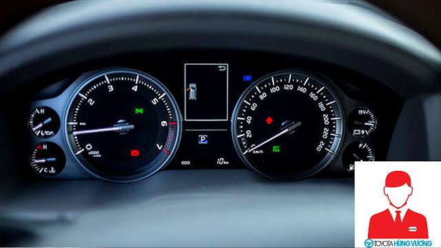 Giá xe Toyota Land Cruiser 2018 ảnh 16