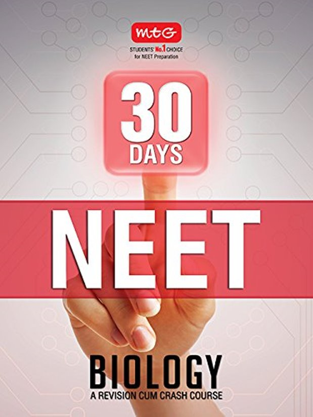 NEET Biology 30 Days Crash Course PDF Book