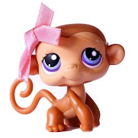Littlest Pet Shop Singles Monkey (#57) Pet