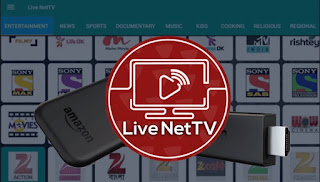 LiveNetTv App APK Download Android v4.6 UpdateTerbaru 2018