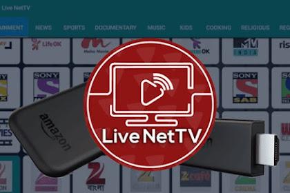 LiveNetTv App APK Download Android v4.6 UpdateTerbaru 2018