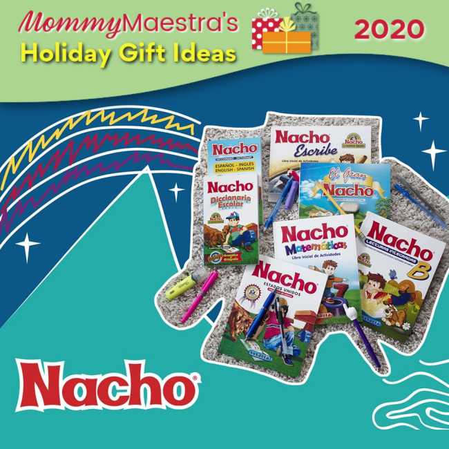 Holiday Gift Ideas: Nacho Books