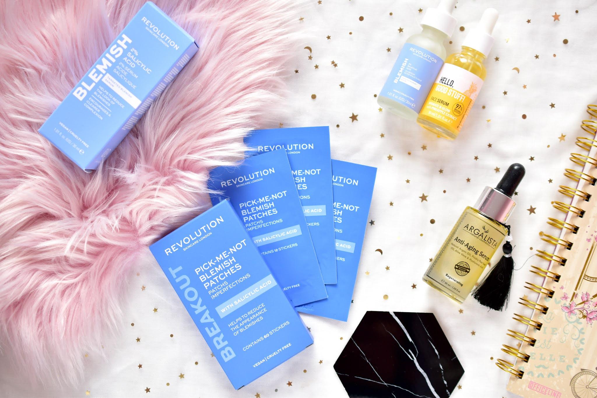 revolution skin care salicylic acid