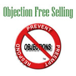 Objection Free Selling book logo