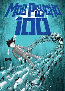 MOB PSYCHO 100 #4