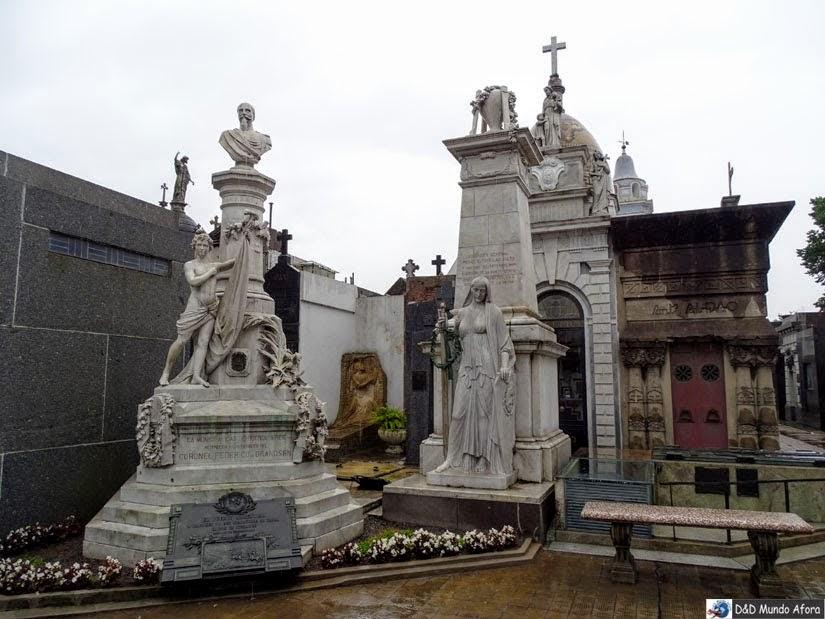 O que fazer em Buenos Aires, Argentina - Cemitério da Recoleta