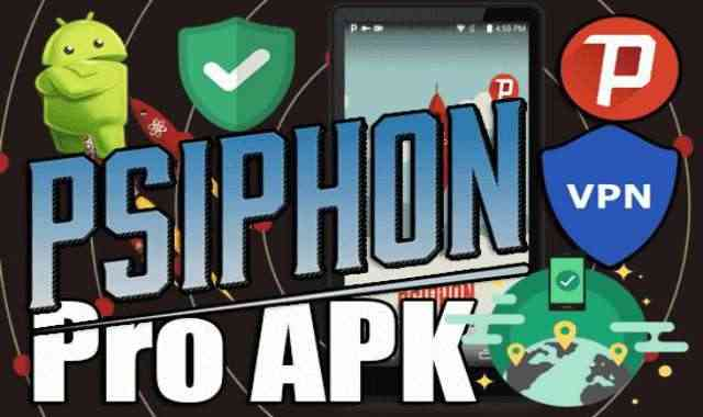 تحميل تطبيق Psiphon Pro APK عملاق التصفح الخفي اصدار مدفوع مجانا للاندرويد