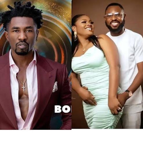Big Brother Naija season 6 housemates Boma and Tega