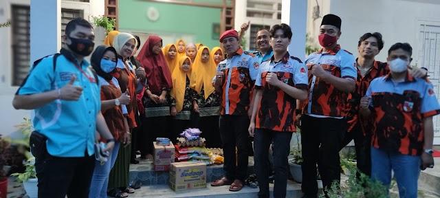 B2P3 Provinsi Riau Serahkan Bantuan ke Panti Asuhan Aisyah Pekanbaru