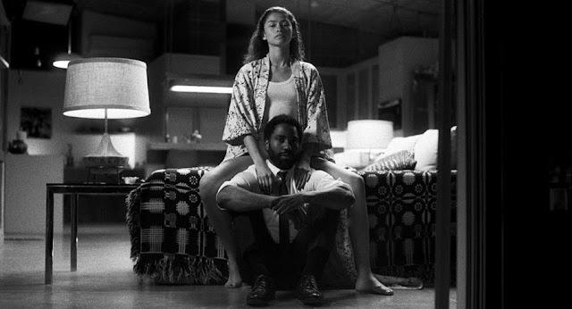 ⭐ NETFLIX - MALCOLM & MARIE - Protagonizada por Zendaya y John David Washington