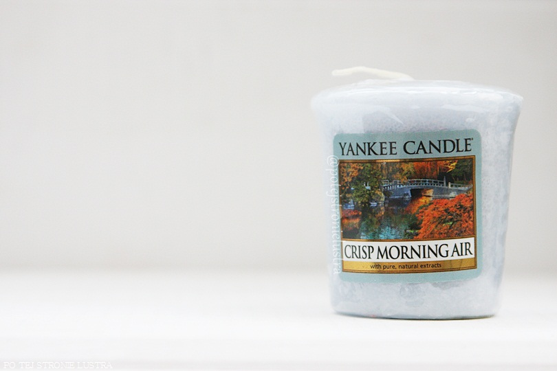 sampler yankee candle crisp morning air