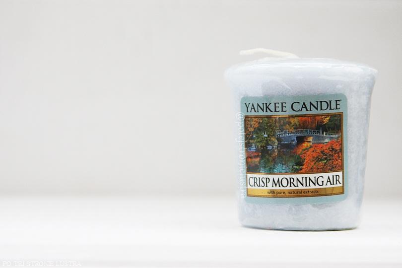 sampler yankee candle crisp morning air