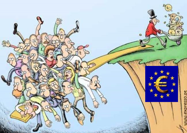UE | Assentar os pés na terra