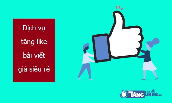 tang like bai viet