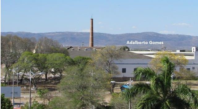 Prédio antigo  da  Fábrica da Pedra em Delmiro Gouveia completa 105 anos  nesta quarta-feira (05)