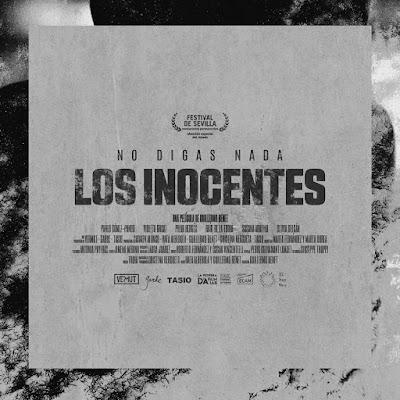 LOS INOCENTES la ópera prima de Guillermo Benet - cartel
