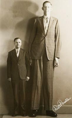 Robert Wadlow - o homem mais alto de todos os tempos