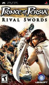 Prince of Persia: Rival Swords ( BR ) [ PSP ]