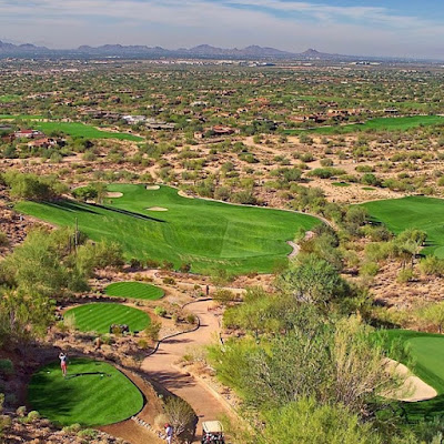 private golf clubs in scottsdale