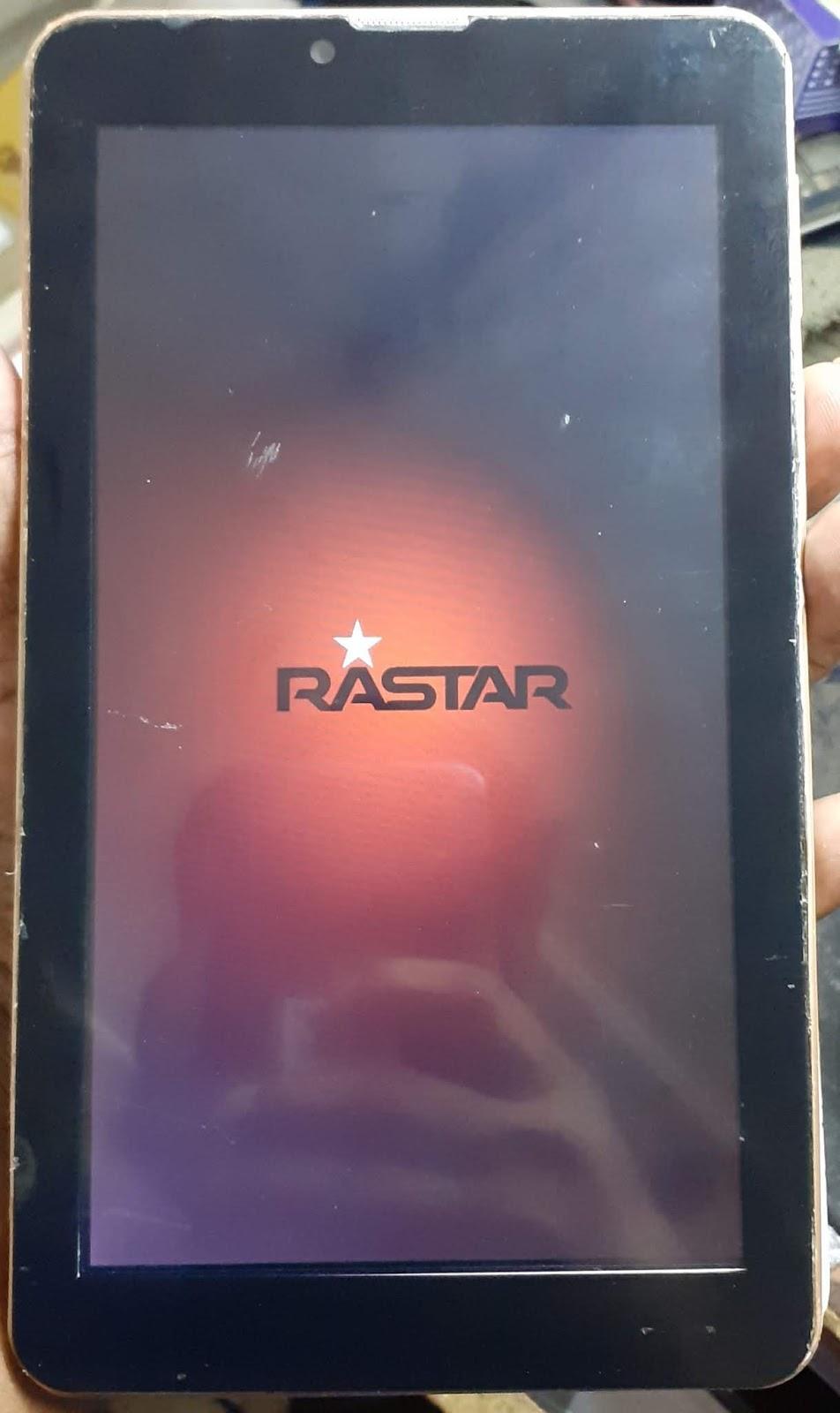 Rastar Tab 3G-F7-Plus Stock Firmware Rom (Flash File) ~ gsm