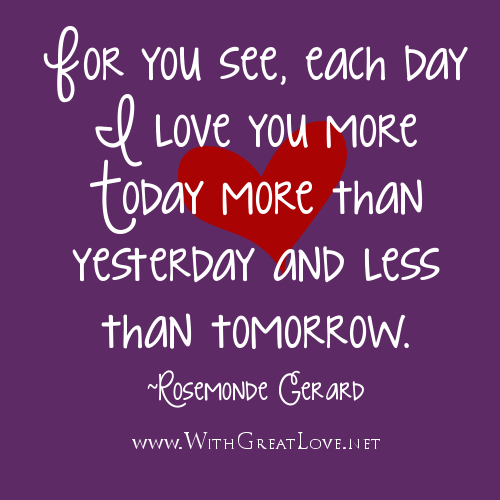 Sweet Quotes For Loved Ones: True Love 01: Sweet Love Quotes