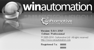 Free full version of WinAutomation v5.0.2.3920 cracked version download