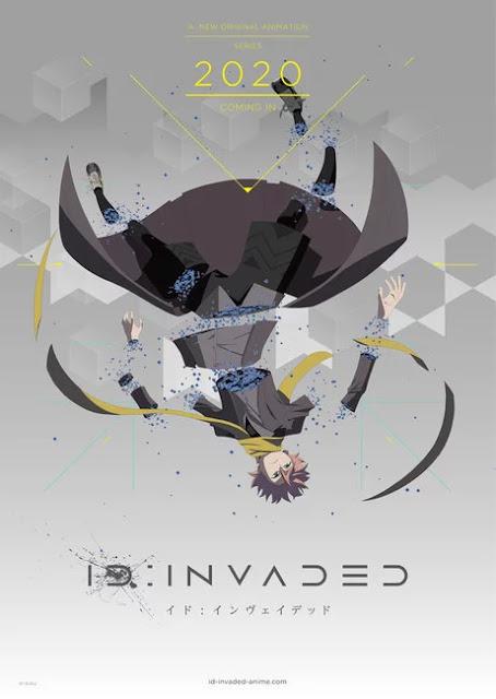 """ID:INVADED"", el nuevo anime de Ei Aoki."