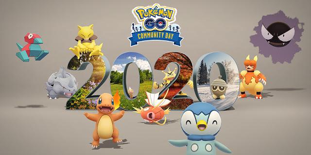 December Pokemon GO Community Day