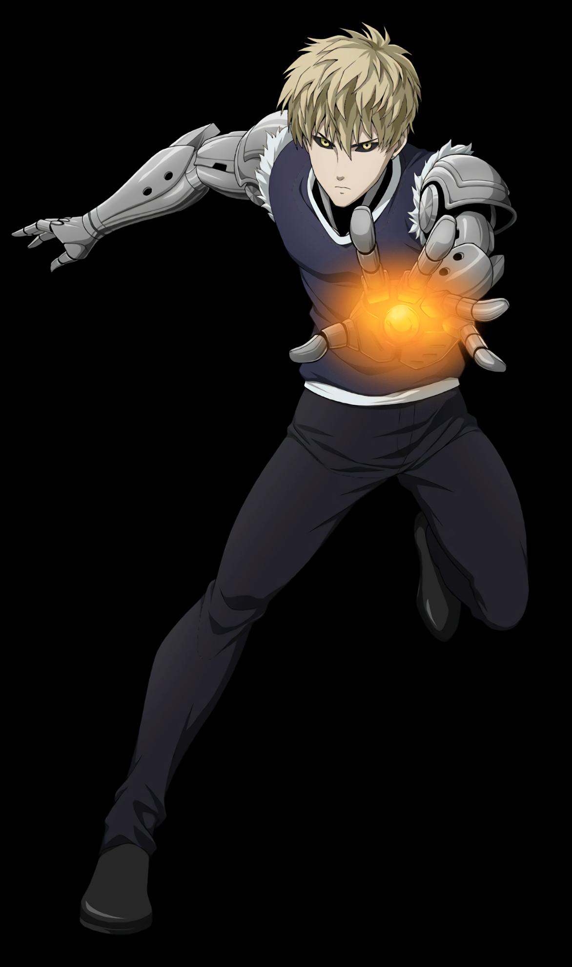 Genos (One Punch Man)