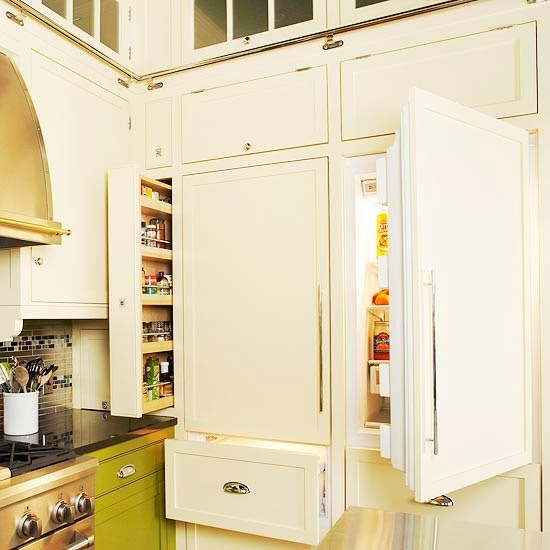 Modern furniture 2014 smart storage solutions for small kitchen design - Smart furniture for small spaces handy solutions ...