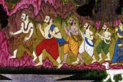 Kisah Kematian Para Pandawa Dalam Sejarah Mahabarata
