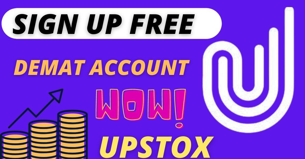 UPSTOX DEMAT ACCOUNT free UPSTOX  trending UPSTOX API