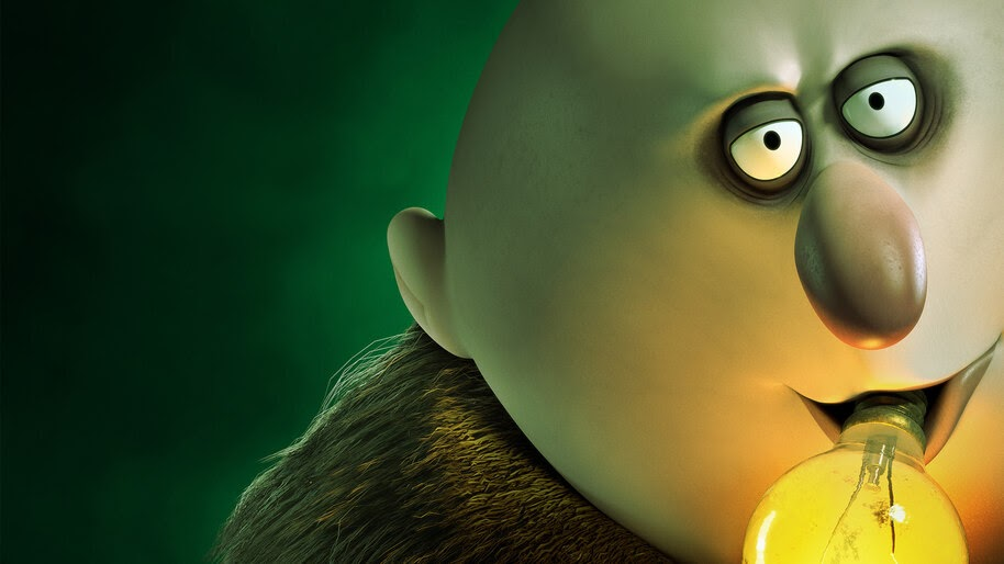 The Addams Family, Uncle Fester, Poster, 2019, Animation ...