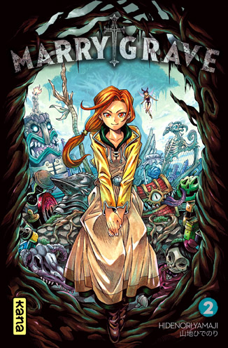 Marry Grave tome 2