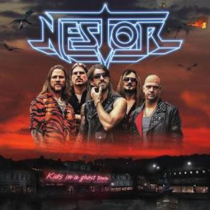 Nestor Kids In A Ghost Town indie October 22, 2021