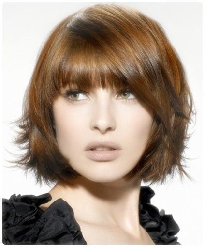 Koleksi model rambut bob layer terbaru