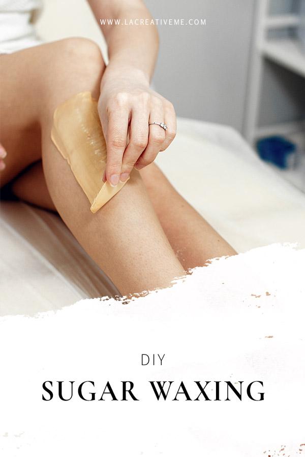 Sugar waxing | Η σπιτική ανώδυνη μέθοδος αποτρίχωσης