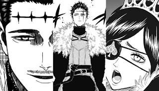 "Black Clover manga 244 ""Cinderella Grey"" review"