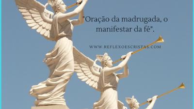 Oração da Madrugada (Deus envia um Anjo)