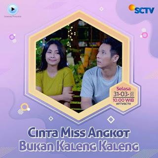 Pemain ftv Cinta Miss Angkot Bukan Kaleng Kaleng