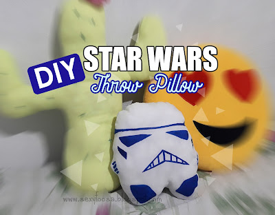 do it yourself star wars storm trooper pillow sexyfoosa